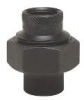 Lead Free* Dielectric Union - FIP Thread to FIP Thread (Black) Connections -- LF3006