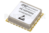 Surface Mount (SMT) 500 MHz Phase Locked Oscillator, 10 MHz External Ref., Phase Noise -105 dBc/Hz, 0.9 inch Package -- PE19XP5004 - Image