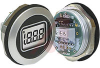 Voltmeter, LED; Voltmeter Meter Type; LED; 0.31 in.; 5 VDC (Typ.); 0 to degC -- 70101361