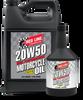 20W50 Motorcycle Oil -- 42508