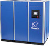 Lubricated Rotary Screw Air Compressor -- QSI