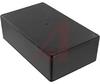 Enclos,Desktop;Instrument;ABS Plastc;7.62x4.62x2.25 in.;General Use;Blak;Utility -- 70196779