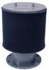 Intake Filter,8 Flange,1800 Max CFM -- 5JRC0