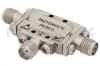 Double Balanced Mixer Operating from 5 GHz to 18 GHz with an IF Range from DC to 4 GHz and LO Power of +10 dBm, SMA -- PE8653 -Image