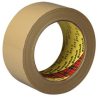 3M Scotch 371 Box Sealing Tape Tan 48 mm x 914 m Roll -- 371 48MM X 914M TAN - Image
