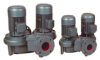 IN-LINE Twin Centrifugal Electric Pump -- ThD - T Series