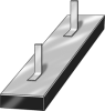 Vibration Isolator -- MWIP-Wall-Isolation-Pad -Image