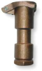 Quick Coupling Valve,1 In,FNPT,Brass -- 4NDN9