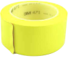 3M 471 Vinyl Tape Yellow 2 in x 36 yd Roll -- 471 YELLOW 2IN X 36YDS -Image
