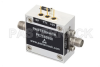 Absorptive SPST PIN Diode Switch Operating From 50 MHz to 26.5 GHz Up to +27 dBm and SMA -- PE71S2008 - Image
