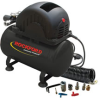 Rockford 3-Gallon Hot-Dog Air Compressor -- Model CAT945-4