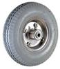 Pneumatic Wheel,Dia. 8'',Width 2-1/2