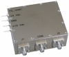 High Power Solid-State 50 Ohm RF Switch -- 50S-1256 - Image