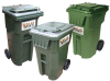 Elite Wheeled Bear Proof Trash Cans -- Y65