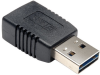 Universal Reversible USB 2.0 Adapter (Reversible A to A M/F) -- UR024-000 - Image