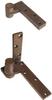 3/4 Inch Offset Pivot, Jamb Mounted Bottom Pivot -- 896000