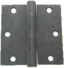 Decorative Steel Butt Hinge, Distressed Wroug.. -- 780000