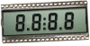NUMERIC LCD DISPLAY -- 19J7548