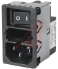 power entry module with filter 2 pole -- 70080824