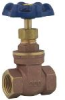 Lead Free* Brass Gate Valve -- LFWGV
