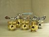 Control Selector Valve with PTFE Rotor -- CAL2T007 - Image