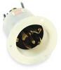Twist-Lock Inlet,Non-NEMA,4P,5W,120/208V -- 3D790