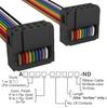 Rectangular Cable Assemblies -- A3BBH-1018M-ND -Image