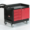 TradeMasterTM 4 Drawer and Cabinet Mobile Work Center -- 8190