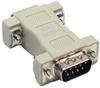 DB9 M/M Null Modem Adapter -- 30D1-C1