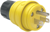 Watertight Rubber Housing Plug, Yellow -- 14W47 -- View Larger Image