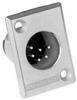 Circular Connectors -- 889-AC6AMP-ND