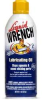 LIQUID WRENCH 11 oz Multi Use Lubricating Oil -- Model# L212