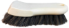 HAND FIT HORSEHAIR BRUSH -- AB09
