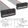 Rectangular Cable Assemblies -- A3DDB-2436G-ND -Image