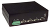 L-com DB9 A/B Switch Box w/Serial Control - Non-Latching