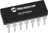 Operational Amplifier -- MCP6284 -Image