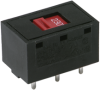 Power & Line Voltage Select Slide Switches -- V Series