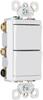 TradeMaster® Light Toggle Switches, Decorator -- TM813WCC - Image