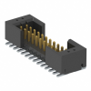 Rectangular Connectors - Headers, Male Pins -- FTM-110-03-F-DV-S-P-TR-ND -Image