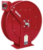 Spring Retractable Pressure Wash Hose Reel -- PW81000 OHP