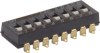 Low Profile DIP Switches -- SDA Series - Image
