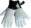 Global Glove White Medium Split Goatskin Leather Cold Condition Gloves - Thinsulate Insulation - 2800GDC MD -- 2800GDC MD -Image