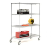 Nexelate Wire Shelf Truck -- T9H168206B