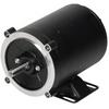 AC MOTOR 0.25HP 1800RPM 56C 230V 3-PH ROLL-STEEL MICROMAX -- Y500 - Image