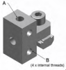 Manifold Block -- VTB Series