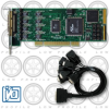 Universal PCI, Eight or Four-port RS-232 Serial Communication Card -- LPCI-COM232-4 -- View Larger Image