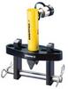 Hydraulic Flange Spreader,10 Ton -- 3PCV6
