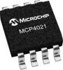 Digital Potentiometers -- MCP4021 - Image