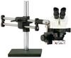 Stereo Microscope, Camera, Hands Free, Zoom -- 59P7383