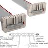 Rectangular Cable Assemblies -- M3DDK-2036J-ND -- View Larger Image